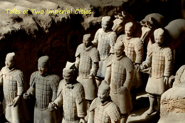 Tales of two Imperial Cities.3 Tales of Two Cities