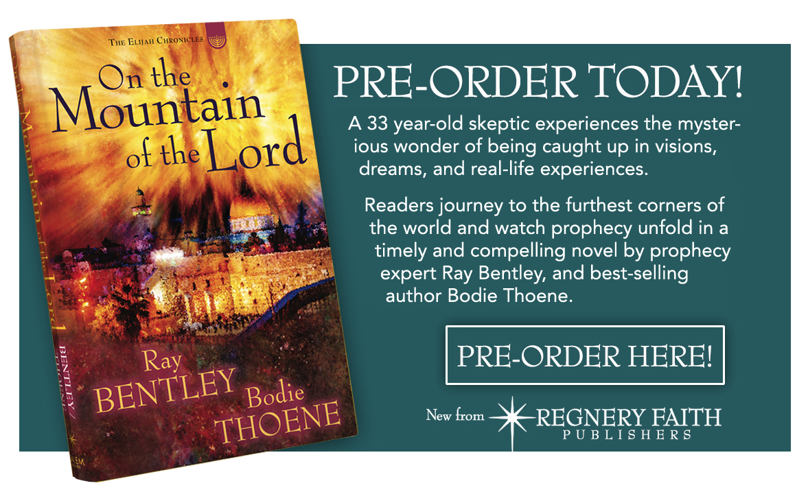 On the Mountain of the Lord - A Novel by Ray Bentley and Bodie Thoene - Pre-Order Today!