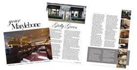 Review of Ka Hang's facial acupuncture treatment by Your Marylebone Magazine