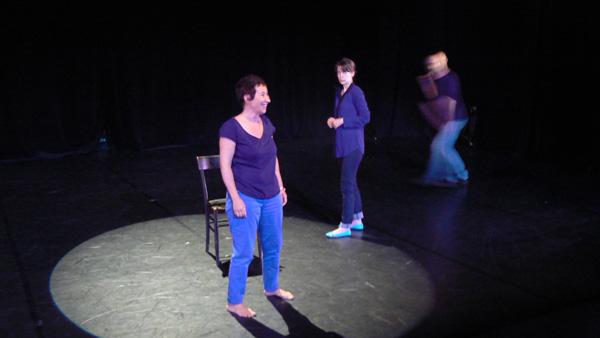 Collectif 12 - Atelier théâtre