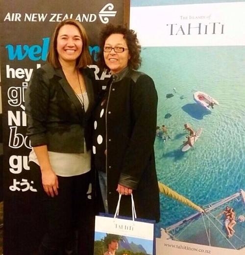 Tahiti Tourisme continu son roadshow avec SPANTO