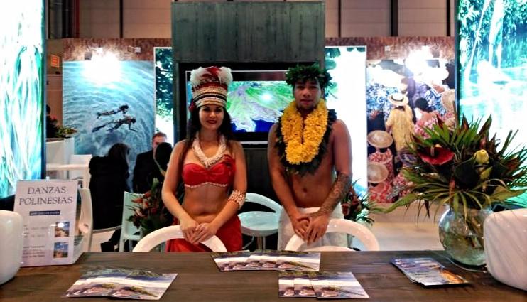 Tahiti Tourisme visite son représentant espagne