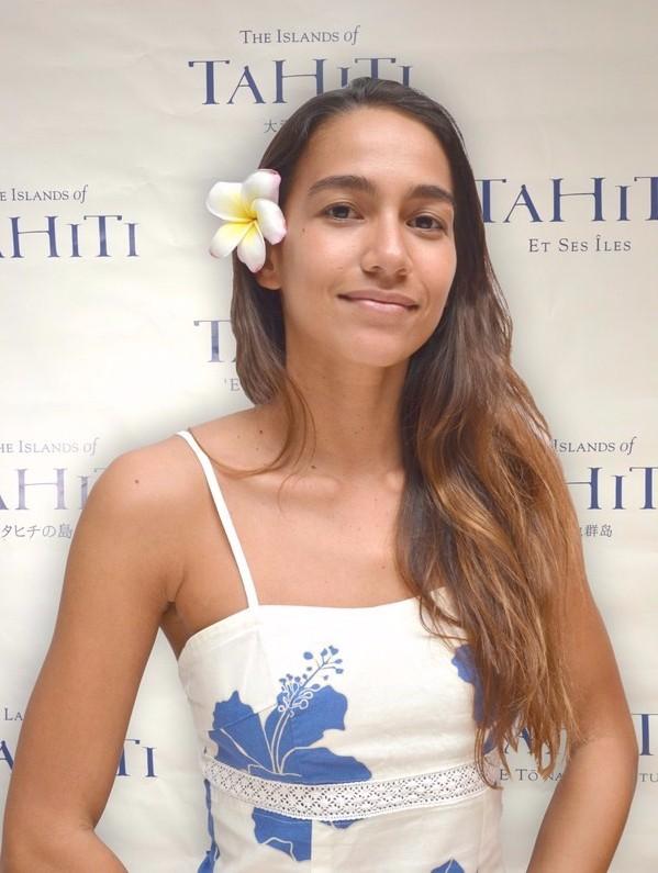 Elodie Boursaus Tahiti Tourisme