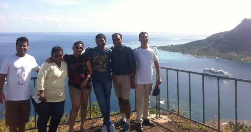 Séjour de familiarisation pour 6 tour-opérateurs indiens