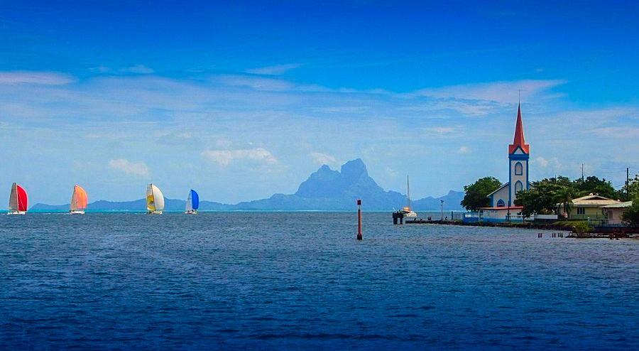 Tahiti Pearl Regatta 2016