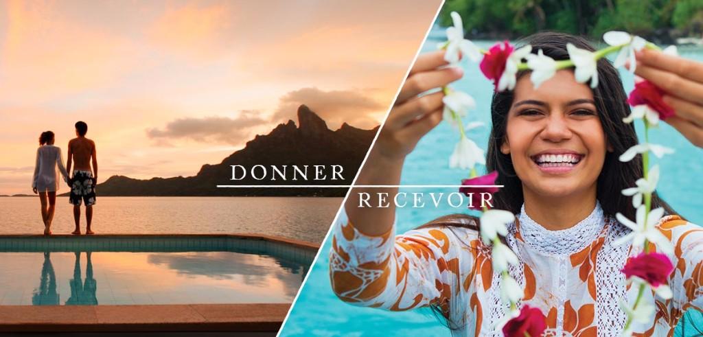 Tahiti Et Ses Îles - les Dualités - Donner et recevoir
