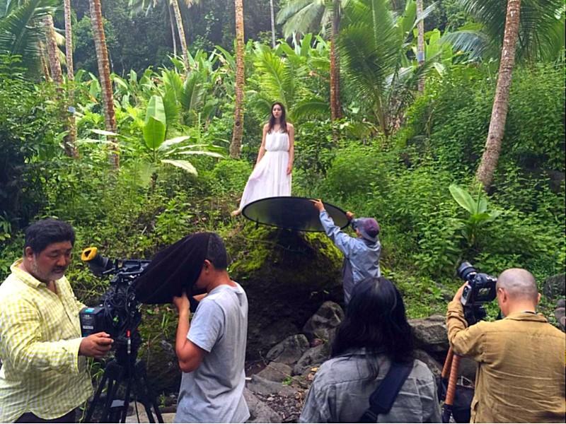 Kazuyoshi Miyoshi choisi Tahiti Et Ses Îles comme destination de tournage