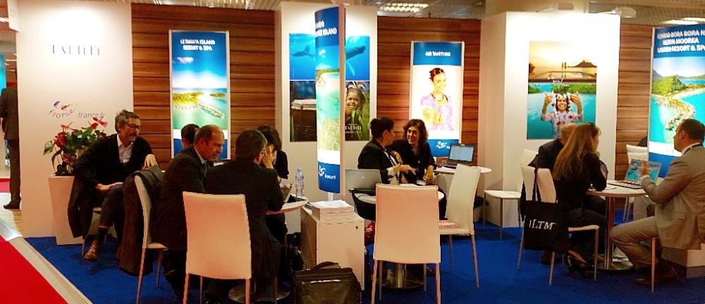 Tahiti Et Ses Îles présent au ILTM Cannes 2016