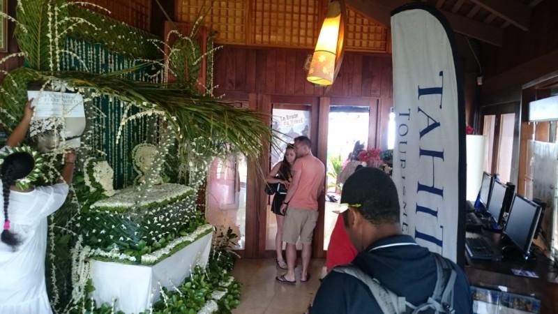 Journée du Tiare - office de tourisme Tahiti