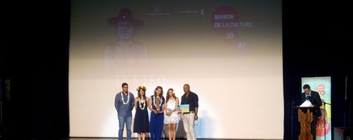 Festival International du Film Océanien 2016