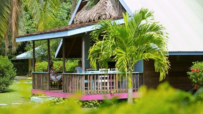 Hotel de famille Tahiti Et Ses Îles