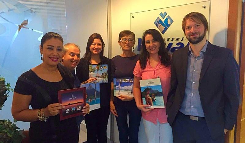 Lancement de la campagne Envueltas en Mana au Chili