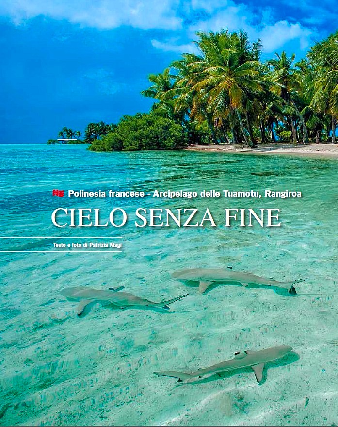 Tahiti Et Ses Îles dans le magazine Nautica