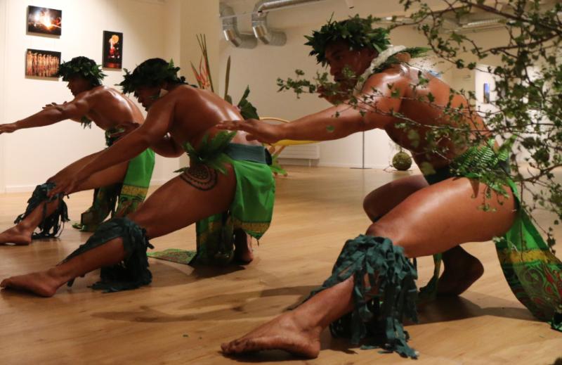 Tahiti Et Ses Îles en exposition dans les locaux de Fert en Suisse