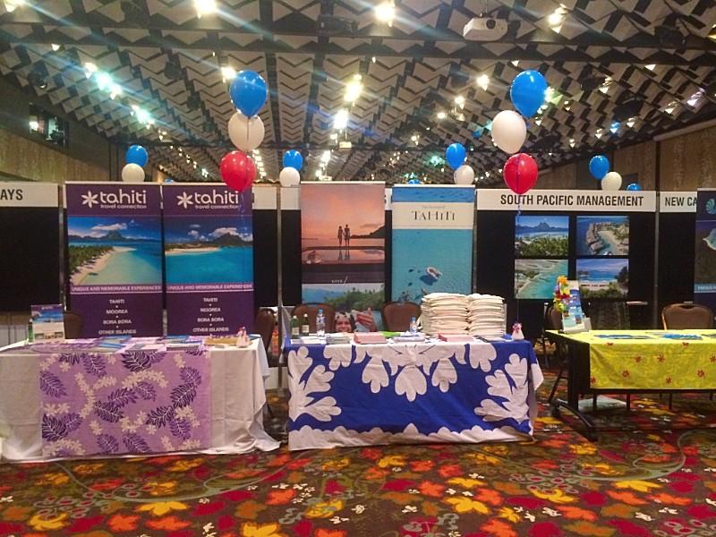 Tahiti Tourisme participe au workshop d'Atout France à Melbourne