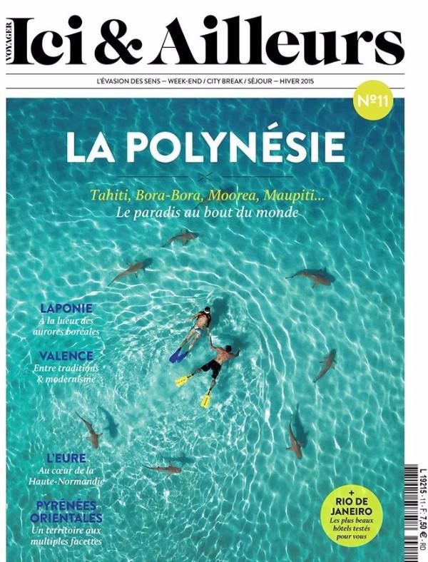 La Polynésie française dans Le magazine Ici & AIlleurs