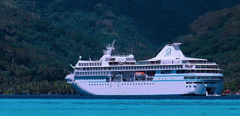 Tahiti Tourisme accueille l'émission japonaise Gojuko no cruise