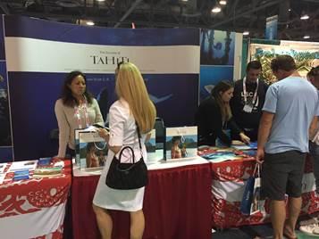 Tahiti Et Ses Îles au Scuba Show 2016