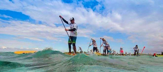4ème étape WTT - I mua nui-coco beach 2016