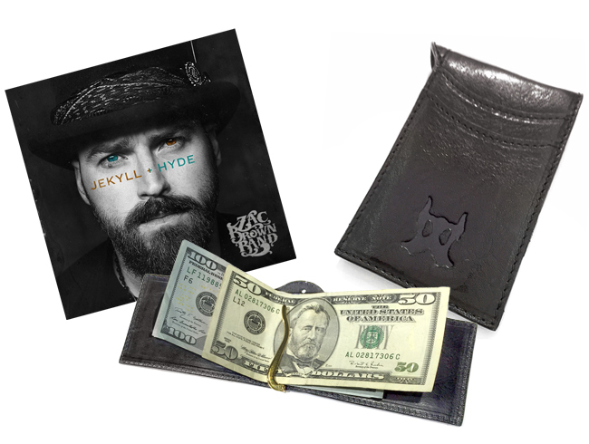 Image of Zac Brown Wallet