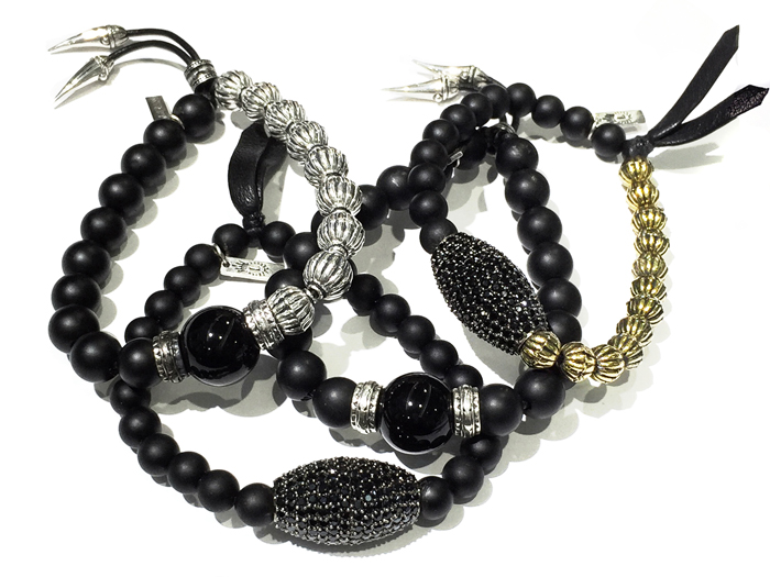 New Men's Bead Bracelet Image