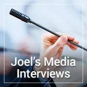 Joel's Media Interviews
