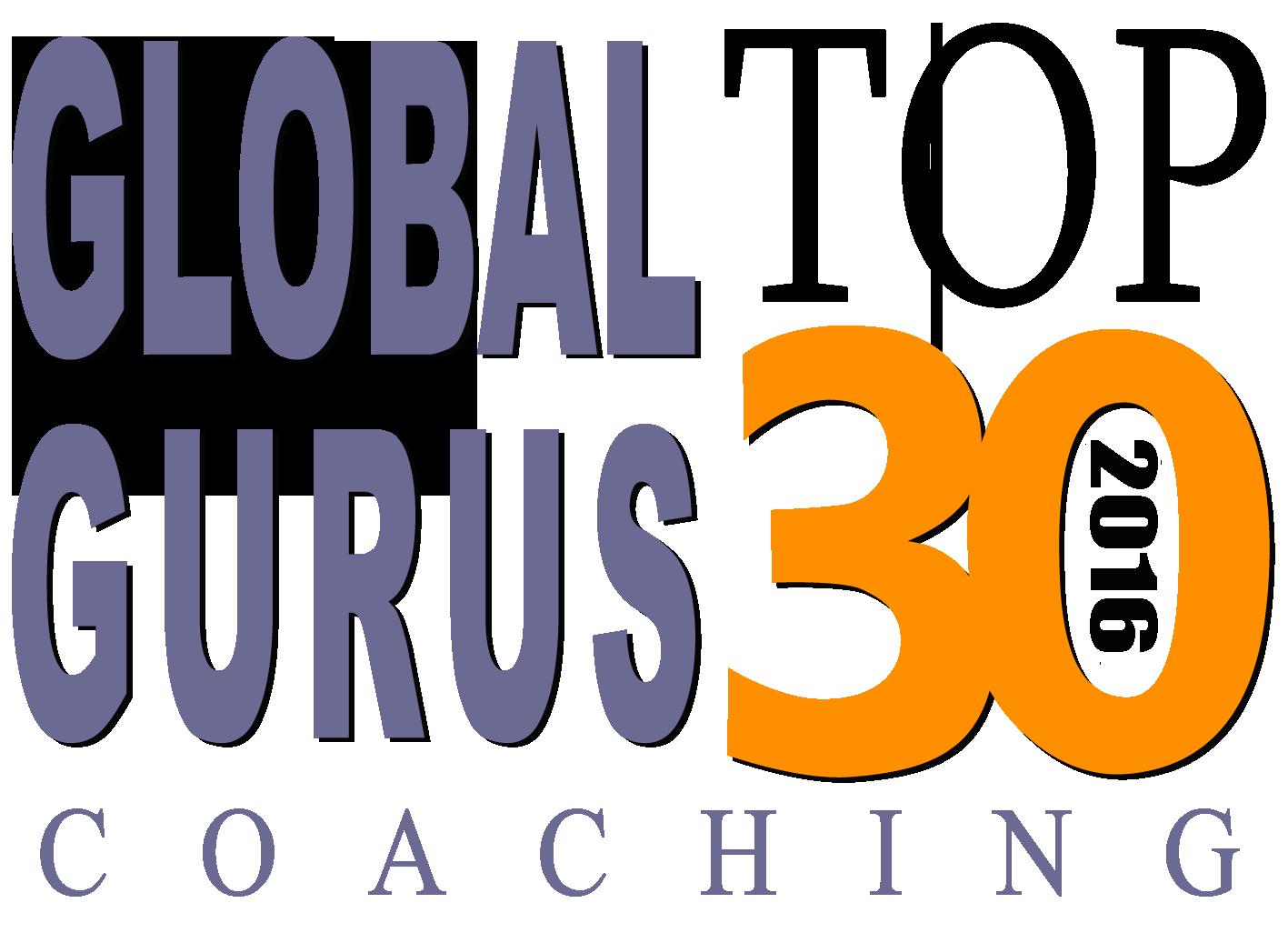 Global Gurus Coaching Top 30 2016