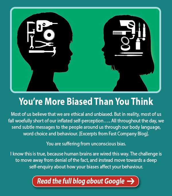 You're More Biased Than You Think