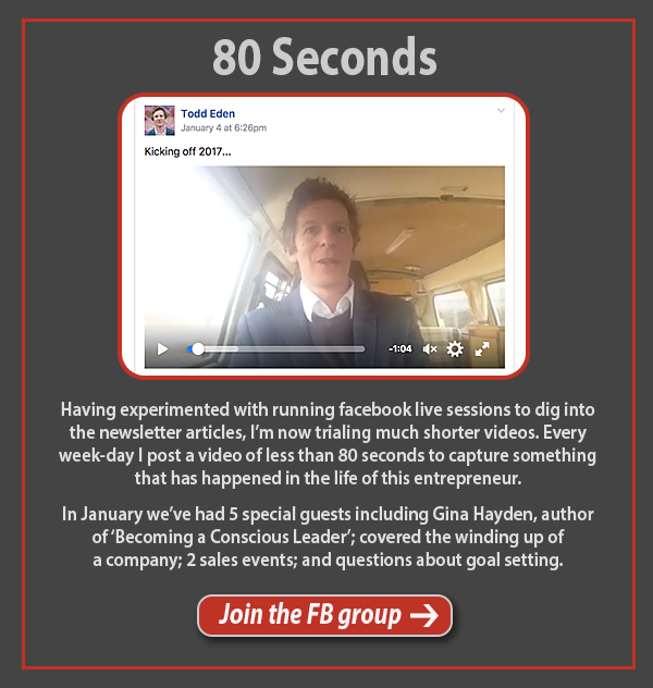 80 Seconds