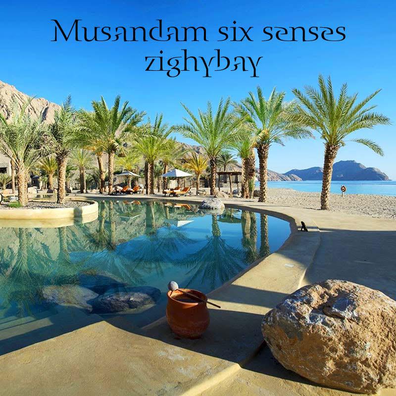 Six Senses Zighy Bay Musandam Oman