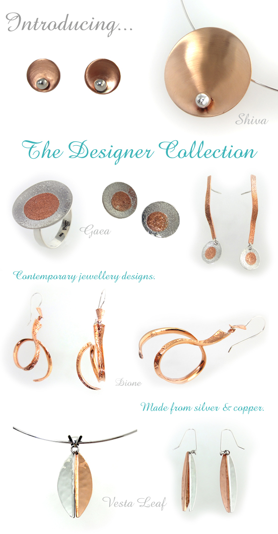 Contemporary Silver Jewellery