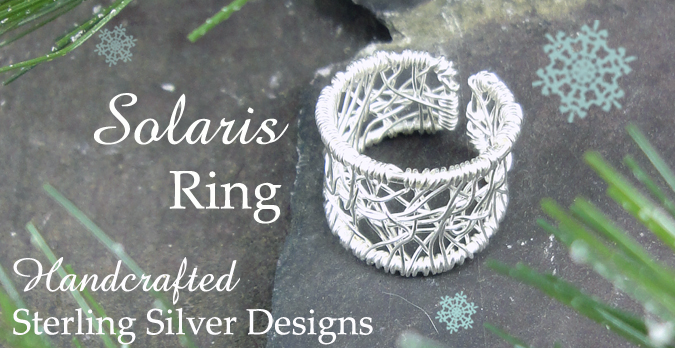 Sterling Silver Solaris Jewellery