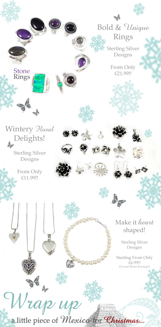 perfect sterling silver gift inspiration
