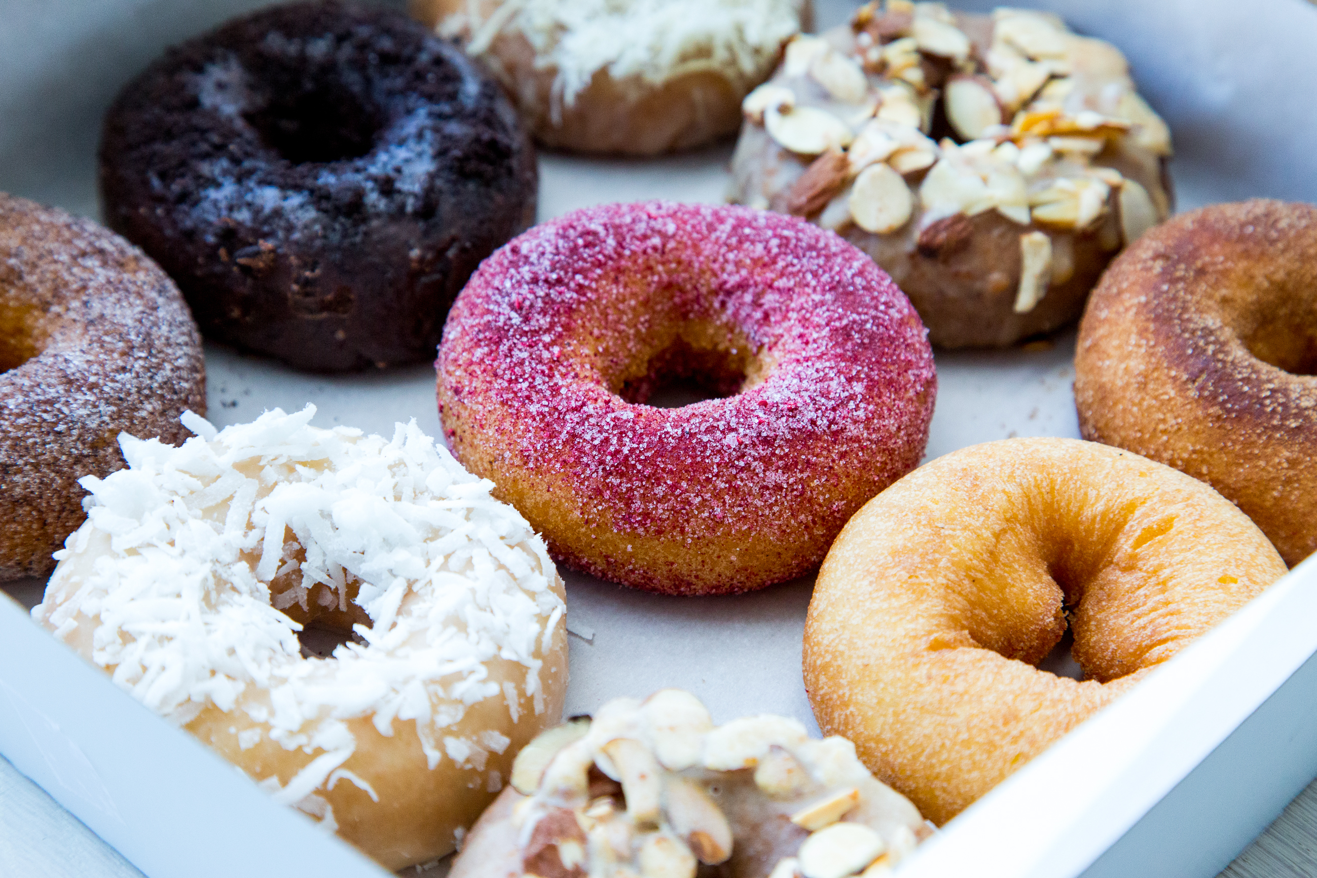doulas and donuts