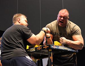 John Brzenk vs Lars Rorbakken