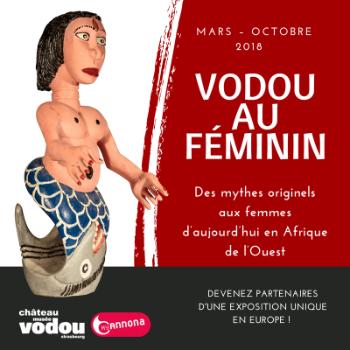 campagne exposition vodou au féminin