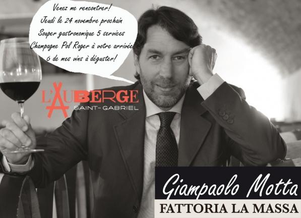 3 jeudis, 3 domaines, 3 formules, 3 dégustations! Giampaolo_signature_invitaion.2.1