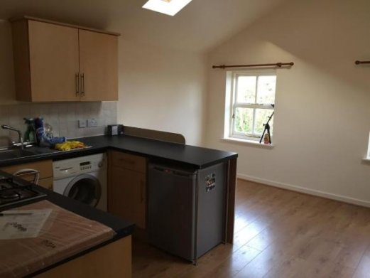 professional apartment kitchen
