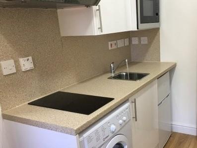 Kitchen area first floor dawlish