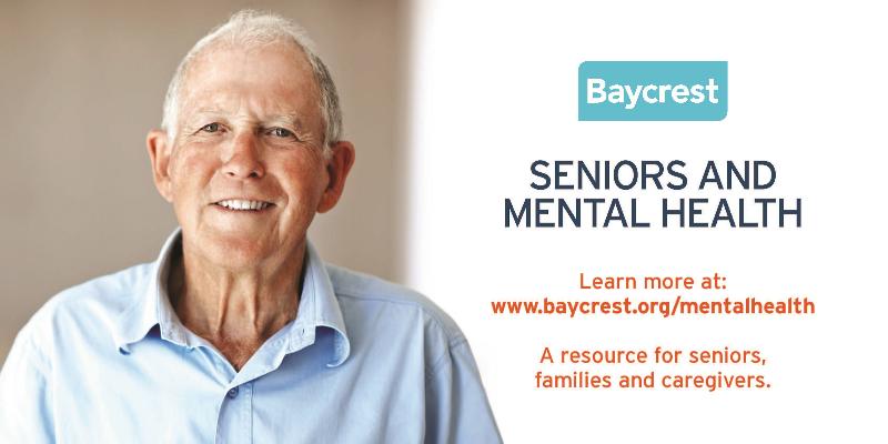 Baycrest - Seniors and Mental Health