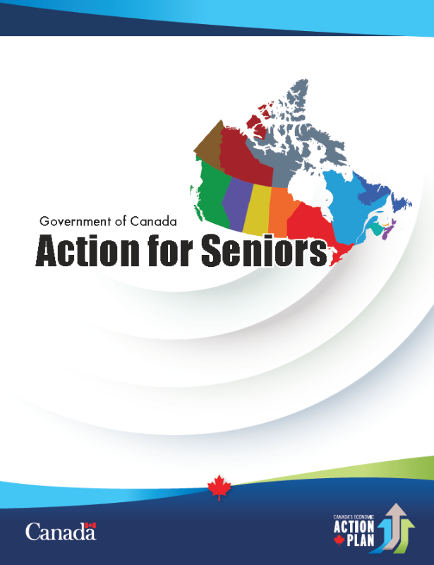 Government of Canada Action for Seniors