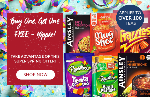 MASSIVE SALE | Buy One Get One Free