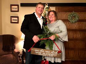 Matthew and Susan eloped at Brambleberry