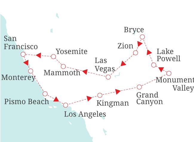 USA en camping-car