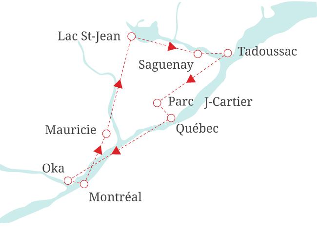 Canada & Camping-car