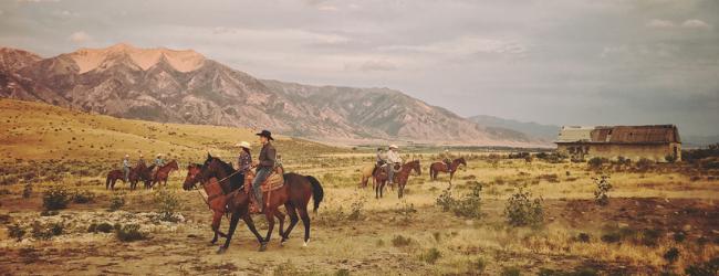 10 endroits pour jouer au cowboy dans l'Ouest américain
