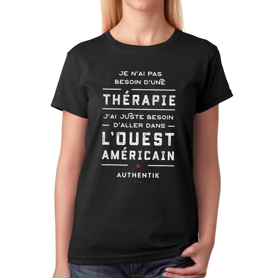 t-shirt Authentik Usa