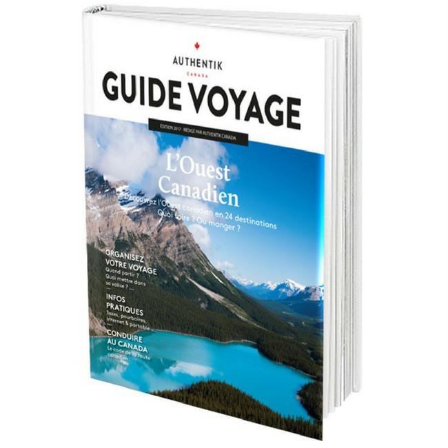 Guide de l'Ouest canadien