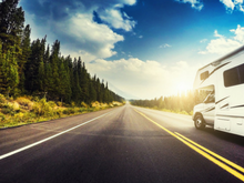 Road trip de 15 jours en camping-car