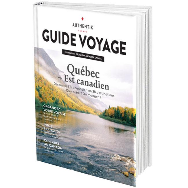 Guide de l'Est canadien